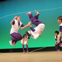 ダブルダッチデライトキッズ2011 ZERO DD&GA所属チーム